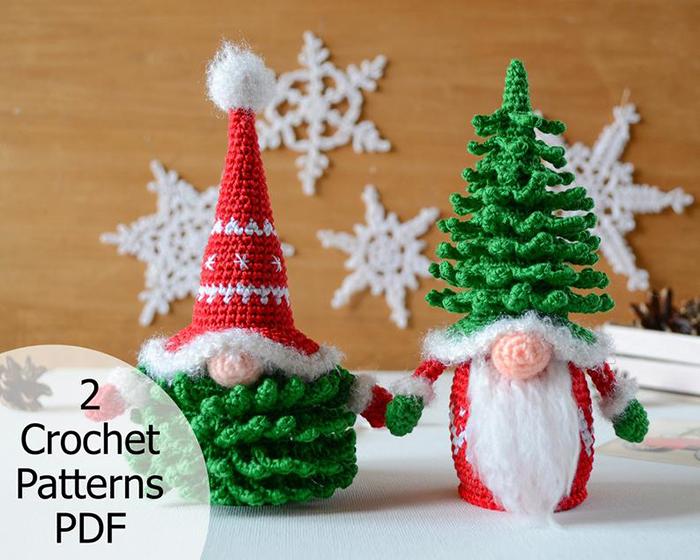 Christmas Tree Gnomes