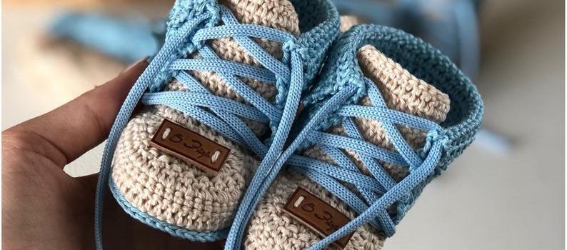 Baby Shoe Pattern by Vinera Eyer Patterns