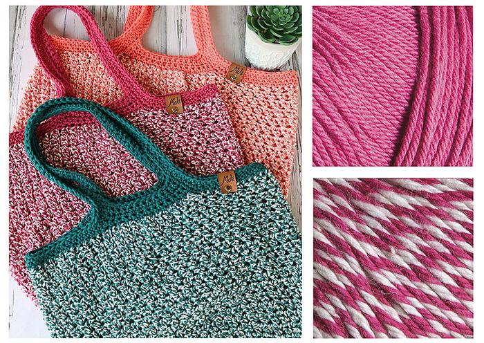Dishie-lous Tote Pattern Kit