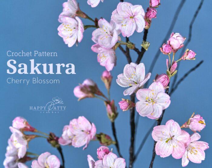 Sakura Crochet Pattern