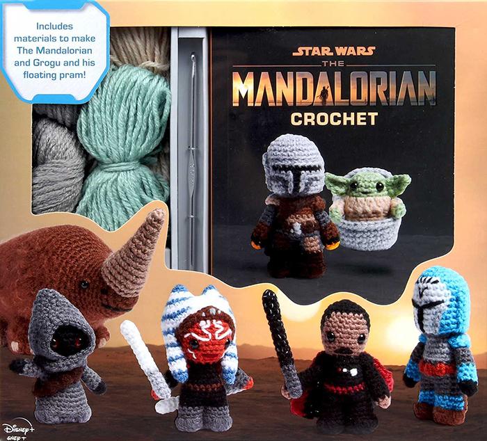 Star Wars The Mandalorian Crochet