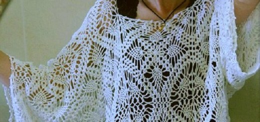 Blusas Tejidas Patrones De Crochet