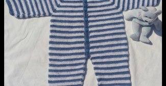 Mameluco crochet