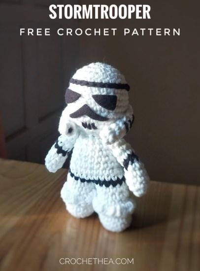 Patrón de Stormtrooper