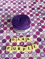 Dark Purple Vinni's Colours Nikkim