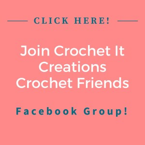 Crochet It Creations Crochet Friends