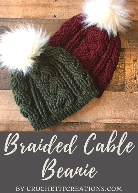 Be sure to read the Pattern Notes and Stitches Used. Also read the pattern  carefully if you have never worked with cables before. They can be  difficult. 0af82a4dc92