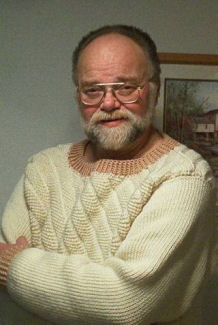 CrochetKim Free Crochet Pattern | Men's Diagonal Rib Sweater @crochetkim
