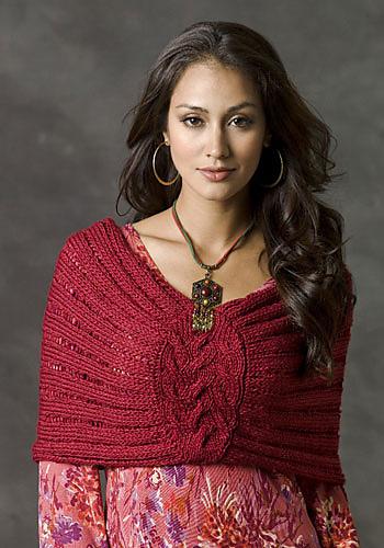 Kansas City Cowl Free Knit Pattern