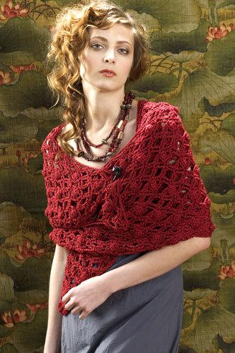 CrochetKim Free Crochet Pattern | Naples Wrap