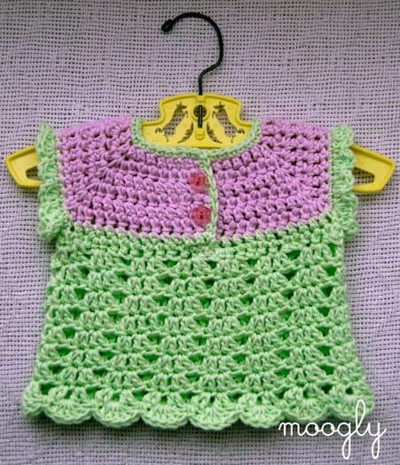 Free Crochet Pattern: Summer Breeze