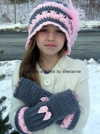 Free Crochet Pattern: Nostalgia Hat