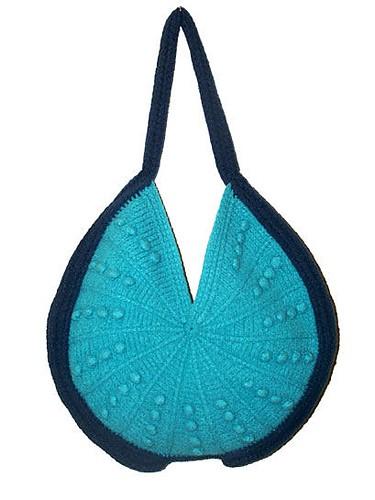 CrochetKim Free Crochet Pattern | Crescent Bag German Translation @crochetkim