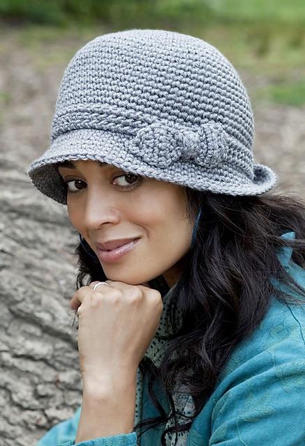 Elegant Hat | CrochetKim Free Crochet Pattern