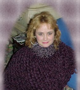 CrochetKim Free Crochet Pattern | Elegant Chenille Poncho @crochetkim