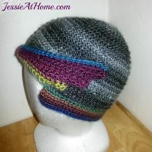 Free Crochet Pattern: Flight Hat