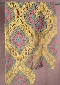 Free Crochet Pattern: Sandals Wrap