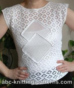 Link Blast: 21 Free Crochet Patterns for Womens Sleeveless Tops