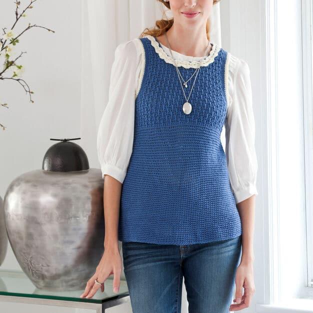 Wearever Tunic Free Crochet Pattern