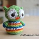 Free Crochet Pattern: Baby Owl