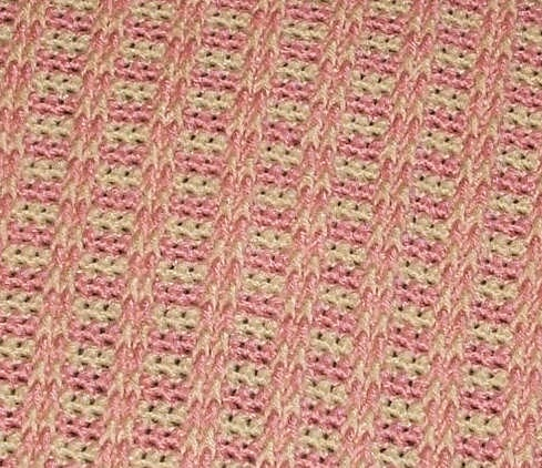Soften Their World Baby Blanket | CrochetKim Free Crochet Pattern