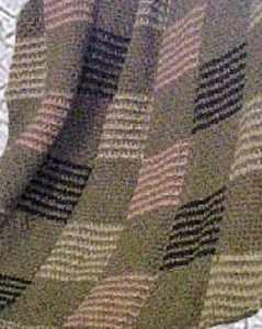 CrochetKim Free Crochet Pattern   Picnic Plaid Afghan