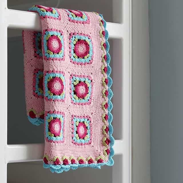 Free Crochet Pattern: Lydia Blanket