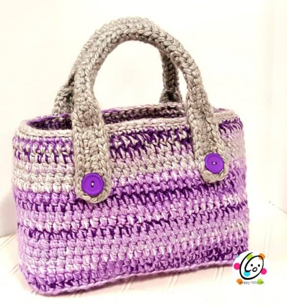 Free Crochet Pattern: Essential Project Tote