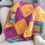 Sweet Treat Baby Blanket
