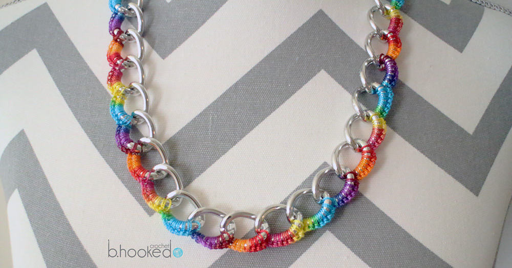 Link Blast: Top 10 Free Crochet Patterns for Jewelry