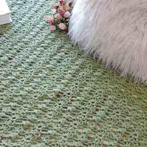 Camelot Crossings Throw CrochetKim Free Crochet Pattern