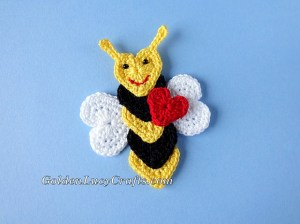 Link Blast: 10 Free Crochet Patterns for Bees