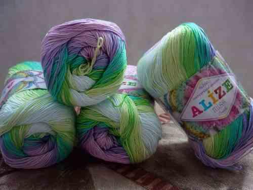 Alize Miss Batik Cotton