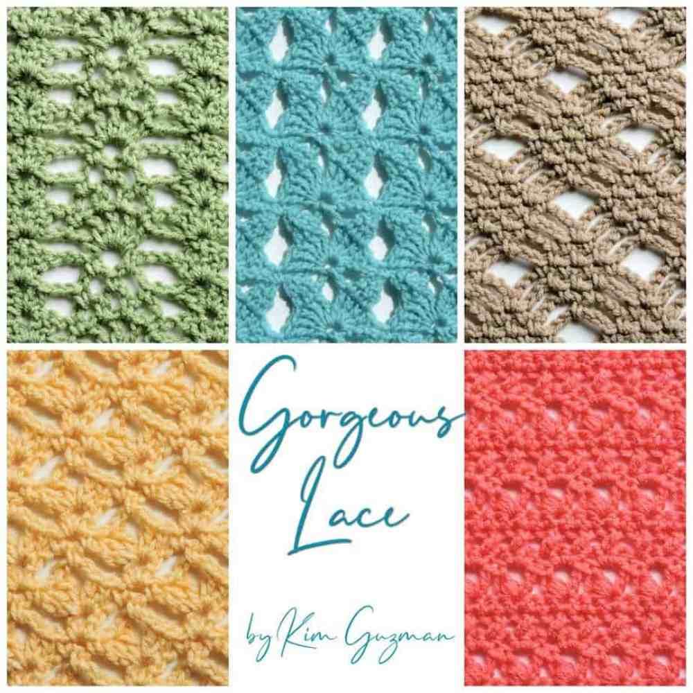 Romantic Lace   5 Free Crochet Patterns