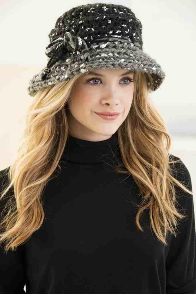 Lion Brand Yarn: Michigan Avenue Hat
