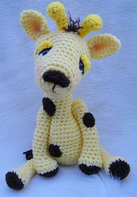 CrochetKim Giveaway: Animal Amigurumi to Crochet by Teri Crews