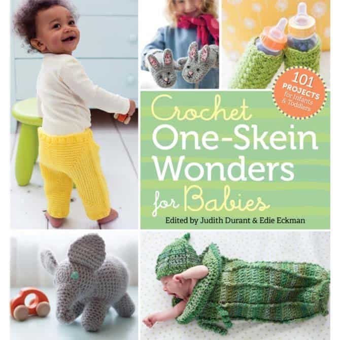 CrochetKim Giveaway: One-Skein Wonders for Babies
