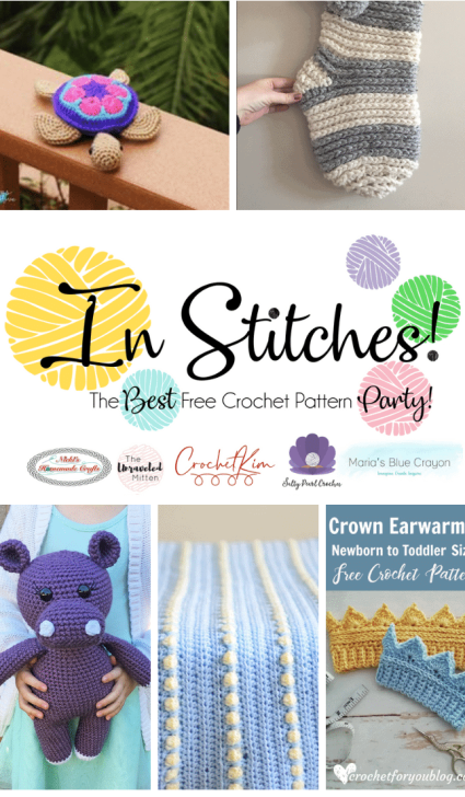 In Stitches Free Crochet Pattern Party #27