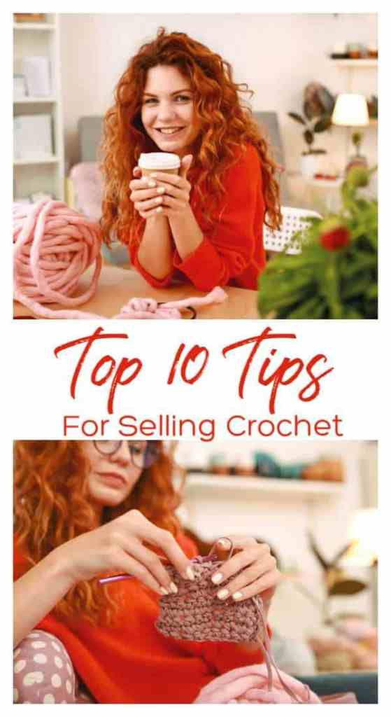 Top 10 Tips for Selling at Craft Fairs from CrochetKim