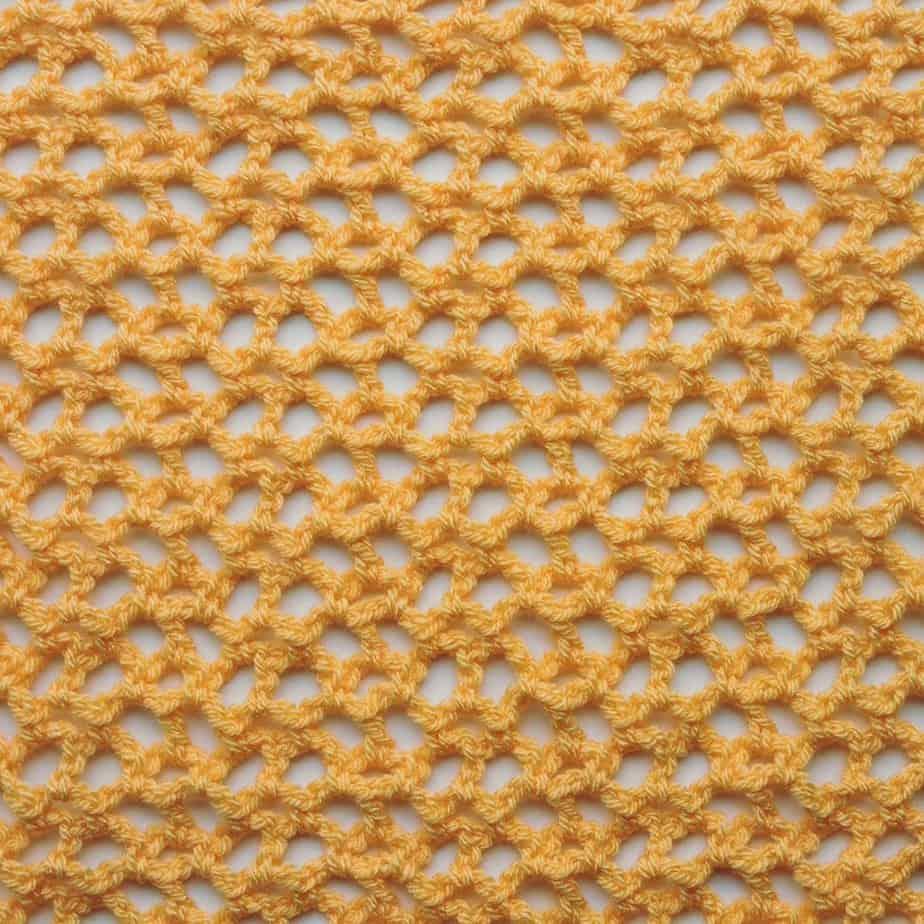 Skipping Stones CrochetKim Free Crochet Stitch Tutorial