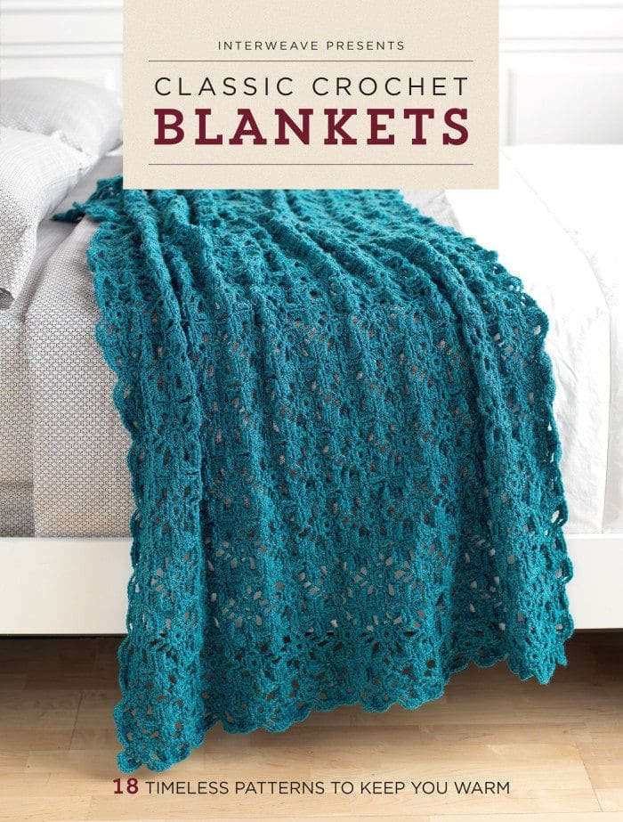 CrochetKim Book Review: Classic Crochet Blankets