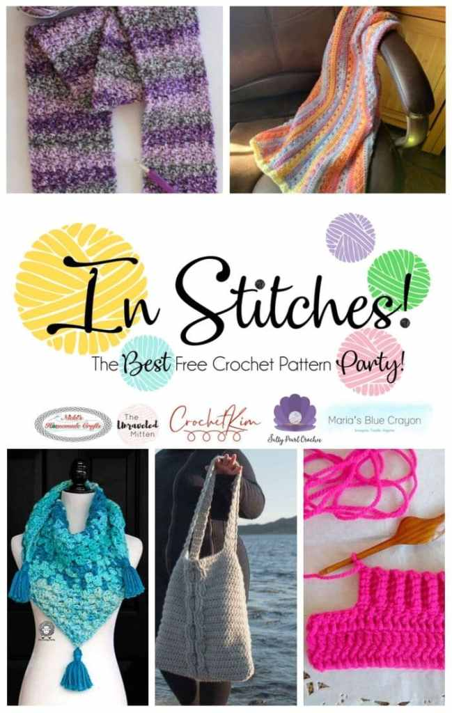 In Stitches Free Crochet Pattern Party 45