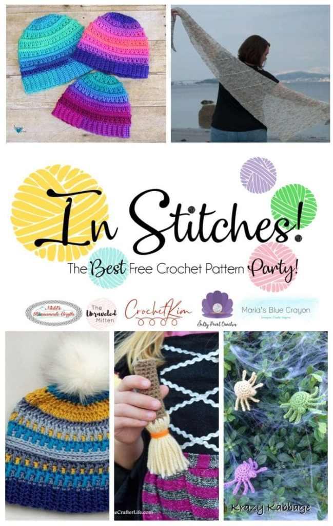 CrochetKim In Stitches Free Crochet Pattern Party 46