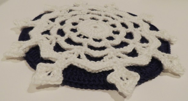 Snowflake Trivet