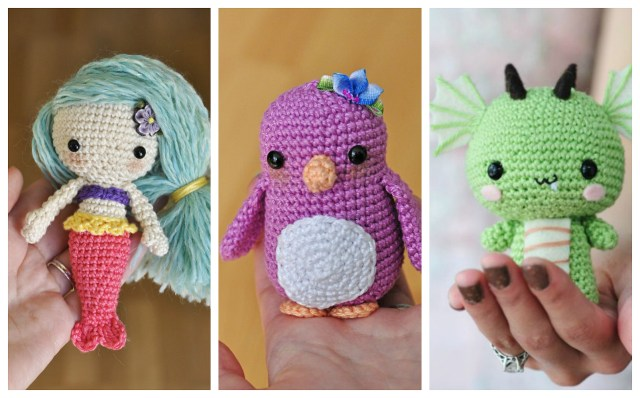 Amigurumi Crochet Patterns 15 Amigurumi Patterns You Must Crochet Make And Takes