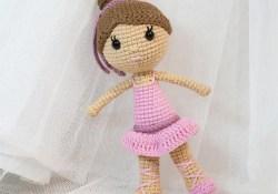 Amigurumi Doll Crochet Pattern Ballerina Doll Amigurumi Pattern Amigurumi Today