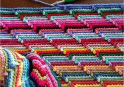 Apache Tears Crochet Pattern Apache Tears Stitch Crochet Tutorial Yarn Hooks