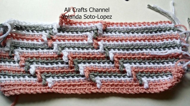Apache Tears Crochet Pattern How To Crochet Apache Tears Pattern For Blanket Crochet Tutorial