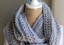 Chunky Crochet Scarf Pattern Thesnugglery Crochet And Knitting Chunky Crochet Scarf Crochet