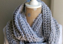Chunky Crochet Scarf Pattern Thesnugglery Crochet And Knitting Chunky Crochet Scarf Crochet